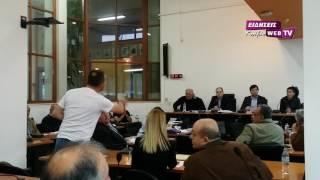 Αντιπαράθεση Σισμανίδη με Βαφειάδη και Τσογγίδη-Eidisis.gr webTV