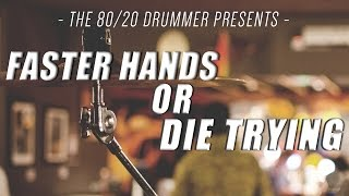 Download The 80/20 Drummer - Faster Hands or Die Trying - Official Trailer MP3 song and Music Video
