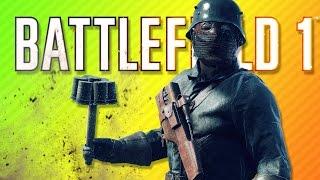 GRENADE PARADE | Battlefield 1