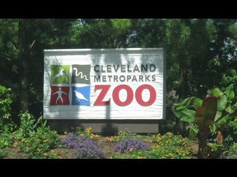Cleveland Metroparks Zoo and Rain Forest (7-13-16)