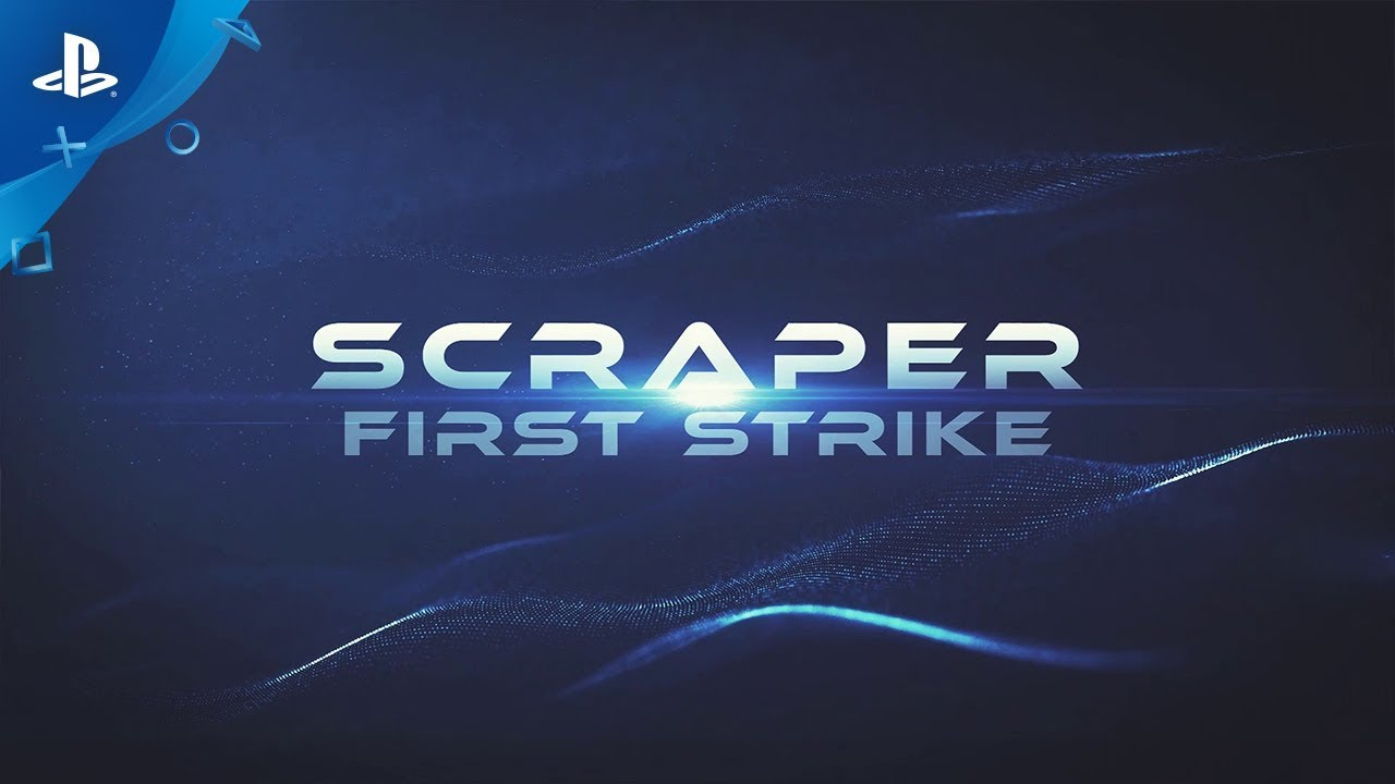 Games review: Scraper: First Strike really hates robots
