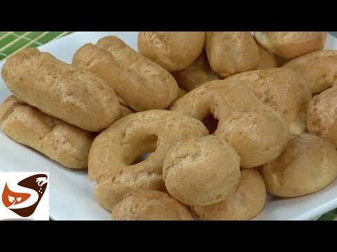 Pasta choux: per bignè, eclair, corone, zeppole – dolci (choux pastry)