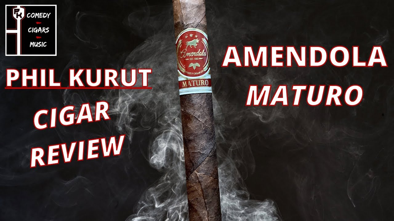 AMENDOLA MATURO CIGAR REVIEW