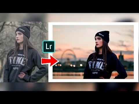How to EDIT PHOTO in Lightroom in Mobile