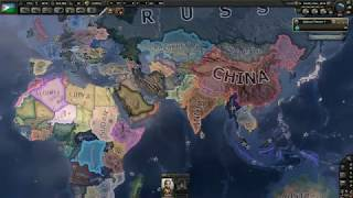 Hearts of Djibouti #2 (Hearts of Iron 4 Mod) The Build-up to War!