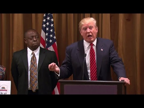 Donald Trump Hilariously Polling 0% Favorability with Black Voters