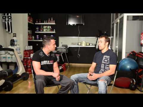 Training is mental Video Series entrevista SERGIO CALDERÓN