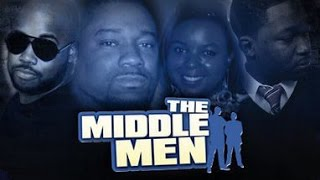 The Middle Men Talk Show @middlementalk @themiddlemenal @themiddlemenkg @nickeden