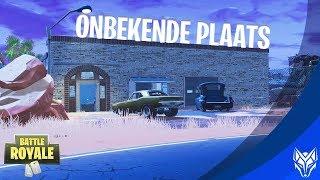 LANDEN OP EEN ONBEKENDE PLAATS! - Fortnite: Battle Royale DUO's (Nederlands)