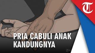 Pria di Lampung Tepergok Istrinya Cabuli sang Putri Kandung, Teriak hingga Ibu Pelaku Pingsan