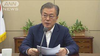 「韓国に対する重大な挑戦」日本輸出規制で文大統領(19/07/15)