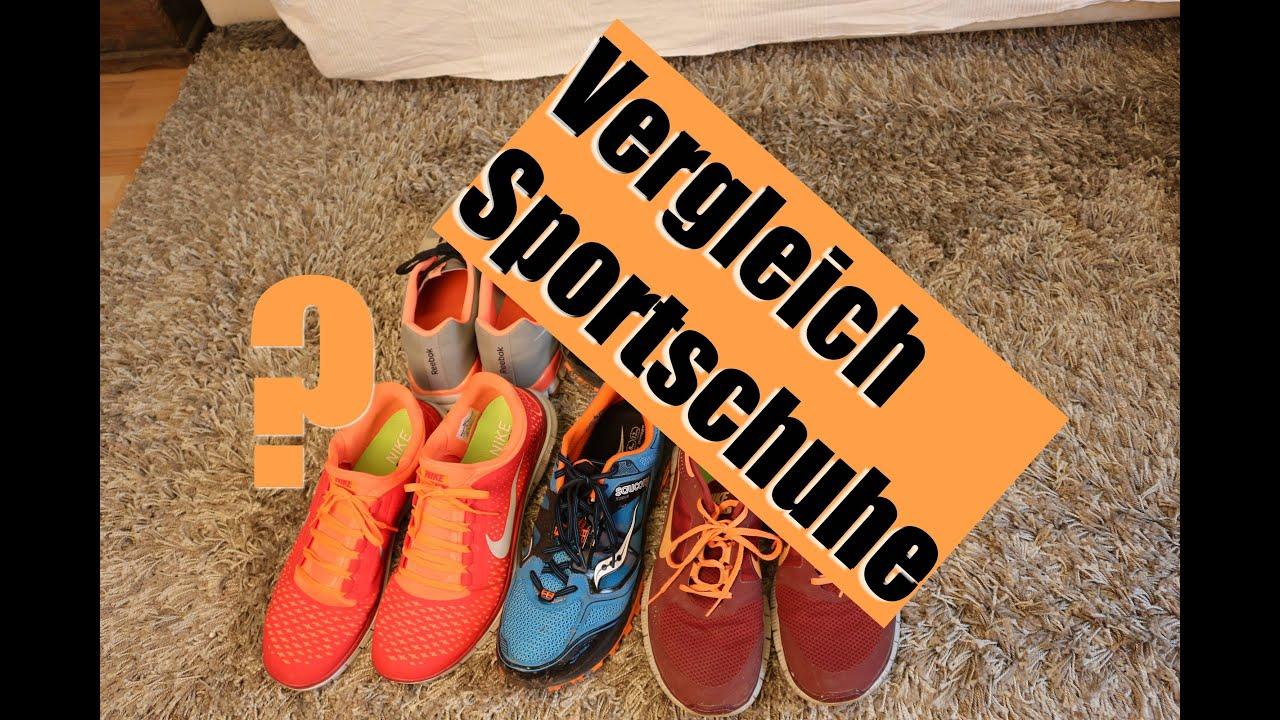 8cc3940256544c Review  Sportschuhe bzw. Laufschuhe im Test   Vergleich von Nike Free