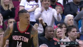 Portland Trailblazers vs Houston Rockets | December 11, 2018