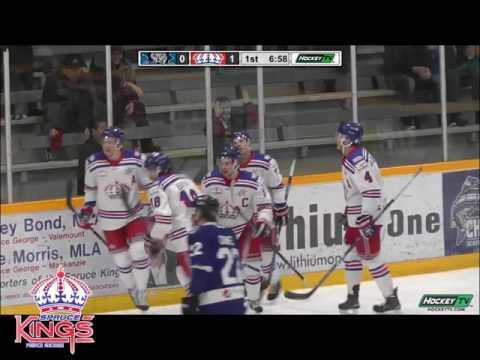Goals vs Wenatchee Wild March 10th Game 5
