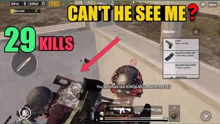 This Is For My Subscribers | 29 Kills Solo Vs Squad | PUBG Mobile