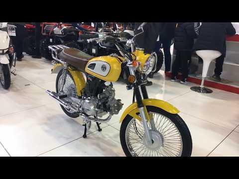 Kuba RX9 50CC | Motobike Istanbul