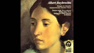 Albert Huybrechts - Concertino for Cello and Piano