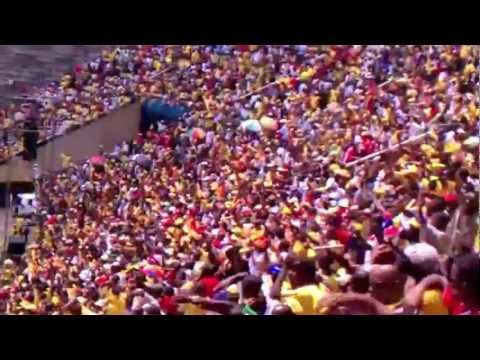 """Reporting Live with Lawrence Bohne: """"Namboole Stadium"""""""