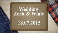 Eritrean wedding Zerit & Winta 18.07.2015