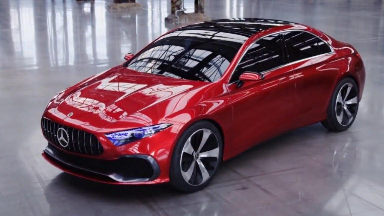 2019 Mercedes-Benz Concept Introducing; New Mercedes ...