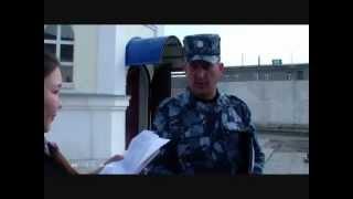 ИК-3. Льгов. 23 августа 2012 года(Журналисты