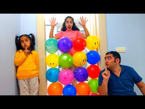 My Sister Door Joke Fun Kid Video