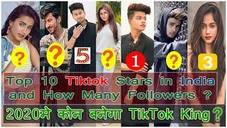 Top 10 Tik Tok Stars in India 2019 Tik Tok Stars Name & Followers Mr Faisu jannat zubair Riyaz