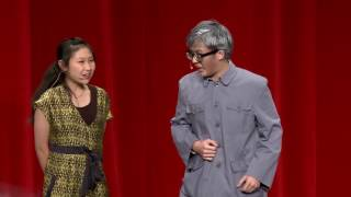 「樓宇安全週2016」中學生話劇比賽冠軍:新生命教育協會呂郭