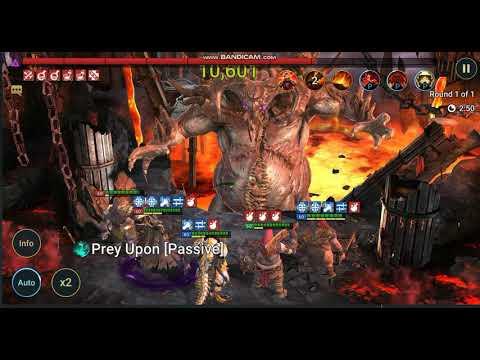 War Mother Clan Boss   Raid Shadow Legends