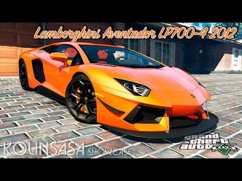Lamborghini Aventador LP700-4 2012 v1.2
