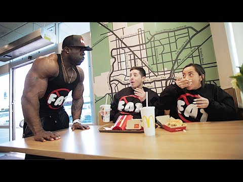 Kali Muscle - F*** BEING FAT (MUSIC VIDEO)