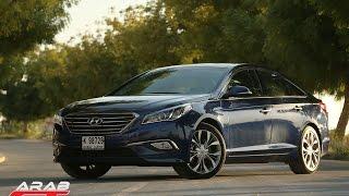 Hyundai Sonata 2015 هيونداي سوناتا