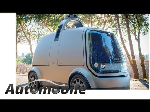 How Silicon Valley startup Nuro envisions delivery van of the future | by Automobiles