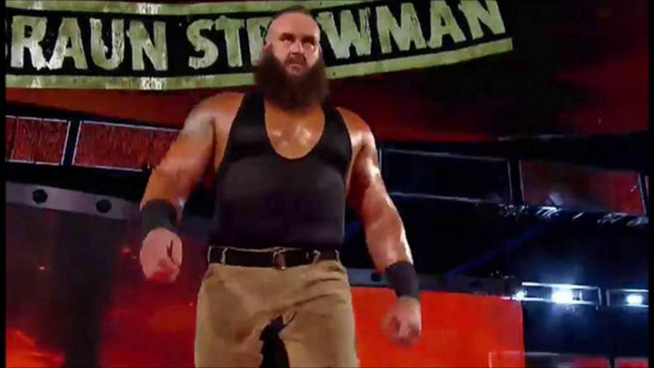 Wwe braun strowman theme i am stronger full hq youtube - Braun strowman theme ...