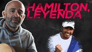 Hamilton, leyenda | El Garaje de Lobato