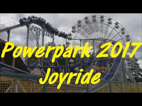 Powerpark 2017 Joyride POV