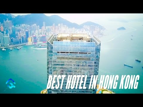The Best Rated Hotel In Hong Kong Will Leave Your Head in The Clouds. Literally