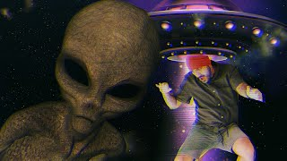Me ABDUCEN los ALIENS !! - They Are Here (Horror Game)