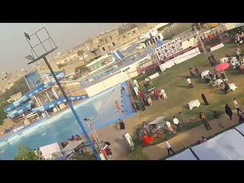 Aladin Park In Karachi Small Water Park 2018