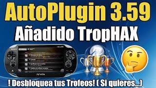 AutoPlugin V3.59 con TropHAX Añadido! Deja Volar tus Trofeos