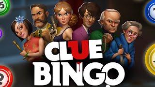 Clue Bingo (NEW GAME)