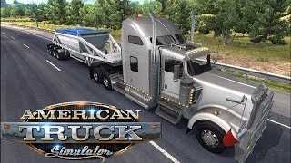 Limestone - American Truck Simulation | From Raton to Stockton | Gameplay | #7