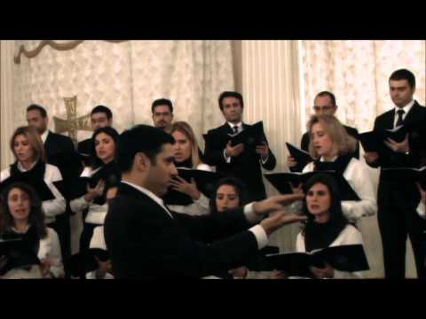 Lusavoric Choir - Ring Christmas Bells - M.Leontovich