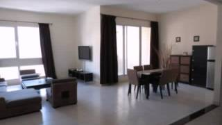 Fully Furnished 2 Br + Hall In Marina Sail-Dubai Marina @170K