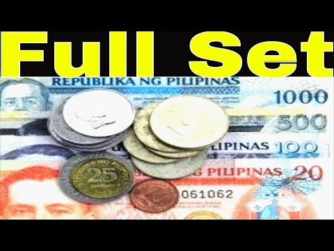 ▷PHILIPPINES CURRENCY 2019 | Philippine Money Used Now