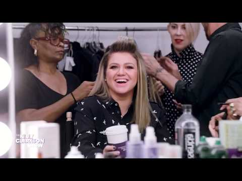 Ashley - First Look at the new Kelly Clarkson Show!