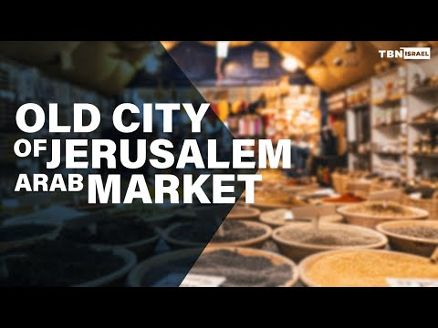 TBN Israel, The Old City of Jerusalem