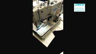 JACK JK-781D Петельная электронная / Прямая петля