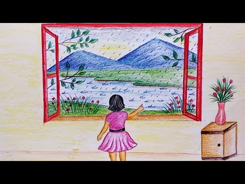 rainy-day-easy-drawing-for-kids-|-step-by-step-drawing-of-rainy-season