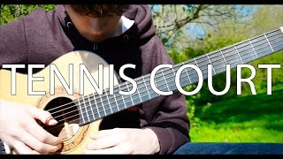Lorde - Tennis Court - Fingerstyle Guitar Cover